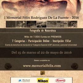 Concurso de Fotografía Memorial Félix Rodríguez de la Fuente