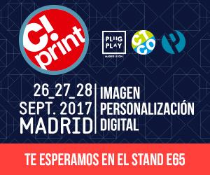 DUGOPA EN C'PRINT 2017 (Madrid, 26 al 28 de Septiembre)